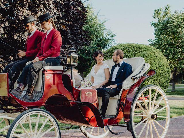La boda de Javi y Lorena en Alcalá De Henares, Madrid 2