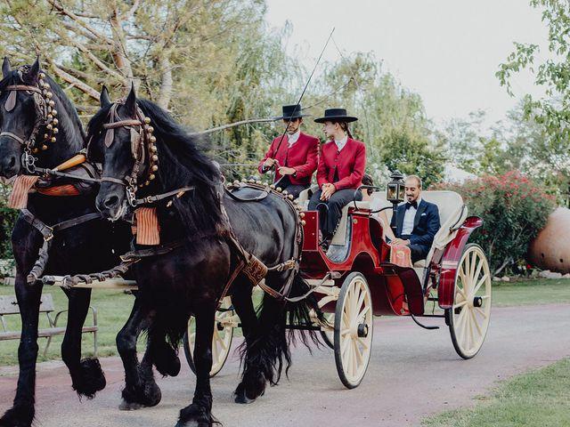 La boda de Javi y Lorena en Alcalá De Henares, Madrid 49