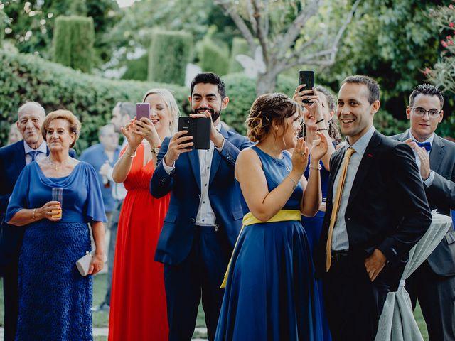 La boda de Javi y Lorena en Alcalá De Henares, Madrid 51