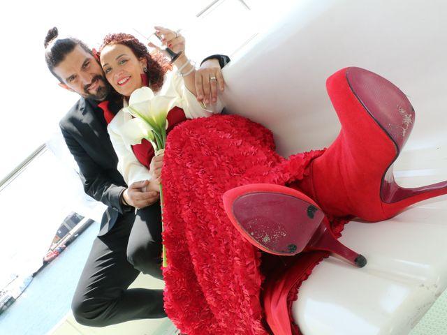La boda de Oscar y Angels en Barcelona, Barcelona 4