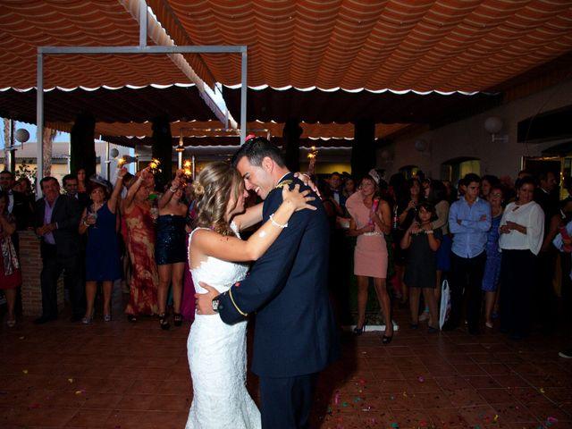 La boda de Miguel Ángel y Isabel en Mancha Real, Jaén 18