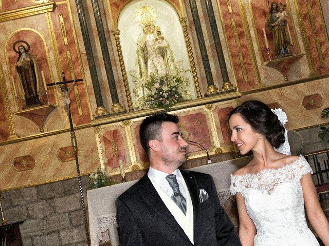 La boda de Álvaro y Ana Belén en Martos, Jaén 12