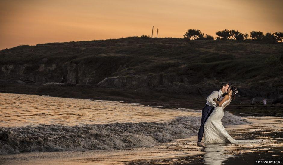 La boda de Alesis y Noa en Pontevedra, Pontevedra