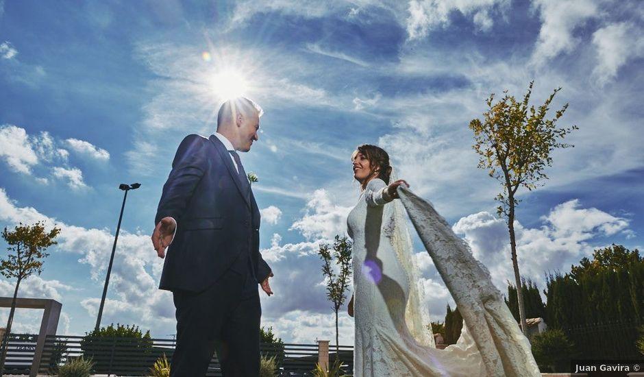 La boda de German y Teresa en Vara De Rey, Cuenca