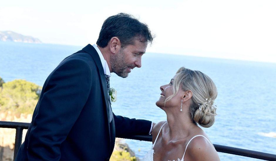 La boda de Josep y Maite en Blanes, Girona