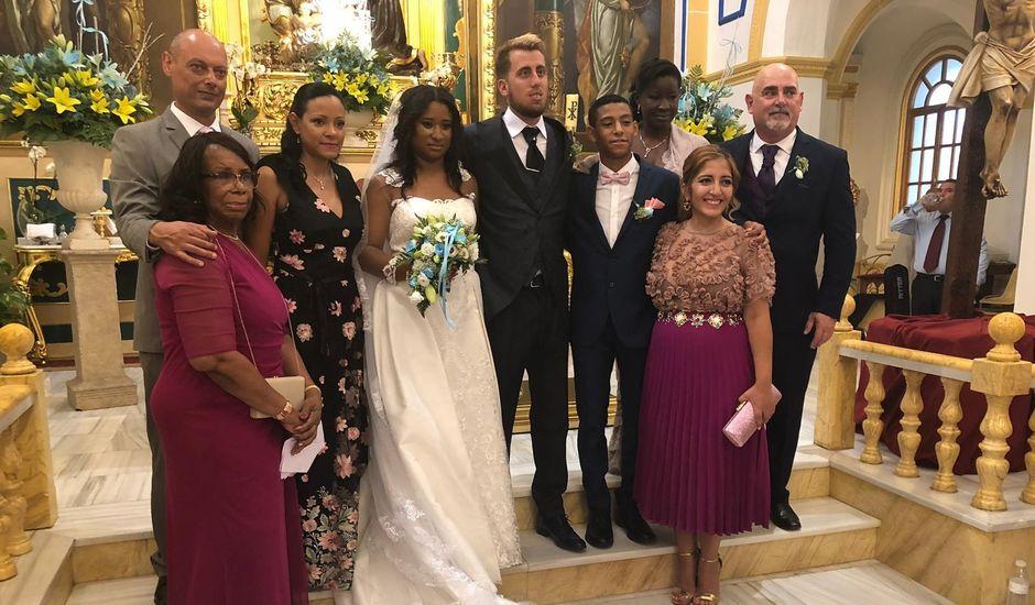 La boda de Pedro y Fabiola  en Sangonera La Verde, Murcia