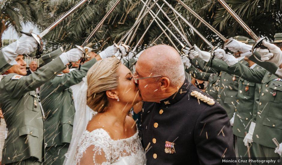 La boda de Mari Ángeles y Juan Carlos en Almería, Almería