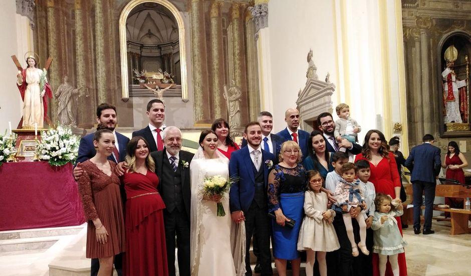 La boda de Ana y Pablo en Murcia, Murcia