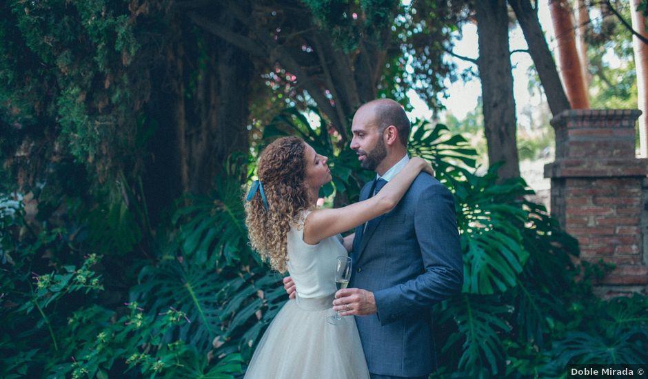 La boda de Marc y Marga en Motril, Granada