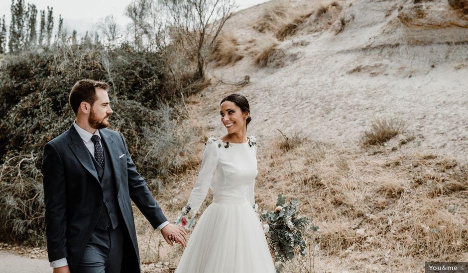 La boda de Emilio y Tamara en Pastrana, Guadalajara