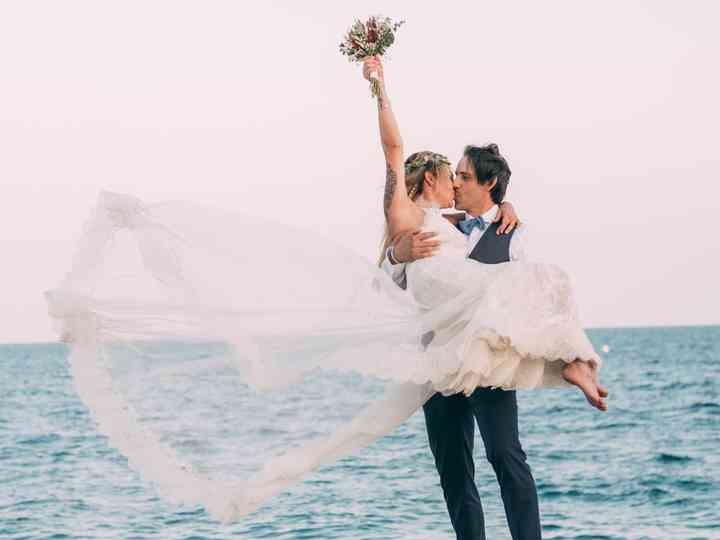 La boda de Van y Kike