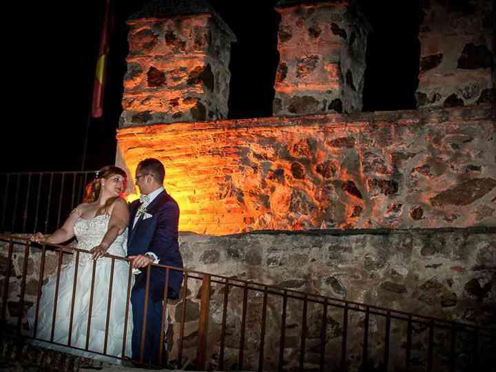 La boda de Selene y Luis