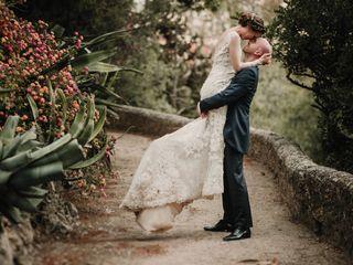 La boda de Jana y Dani
