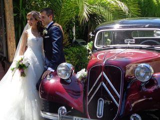 La boda de Beatriz y Alfie 1