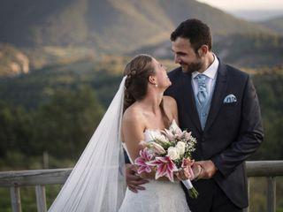La boda de Sheila y Blai