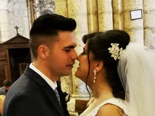 La boda de Melisa y Cristian