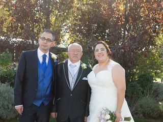 La boda de María Isabel y Rubén 2
