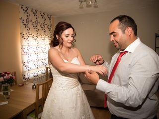 La boda de Melissa y Gerardo 3