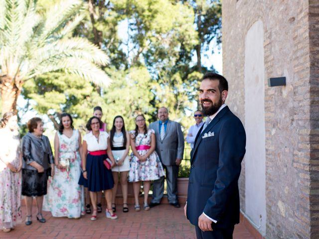 La boda de Jose y Maite en Castelló/castellón De La Plana, Castellón 7