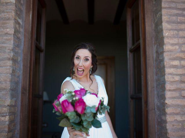 La boda de Jose y Maite en Castelló/castellón De La Plana, Castellón 20