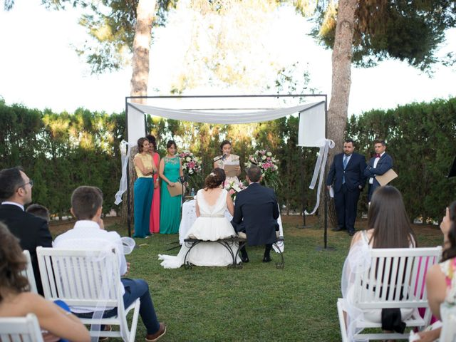 La boda de Jose y Maite en Castelló/castellón De La Plana, Castellón 38