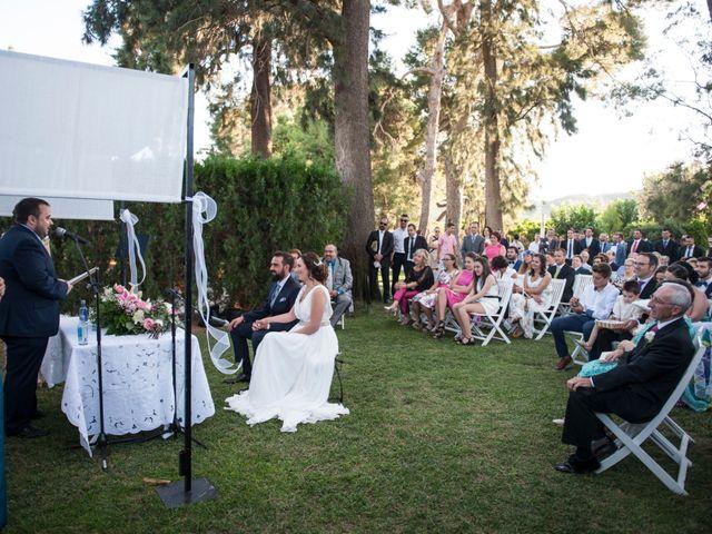 La boda de Jose y Maite en Castelló/castellón De La Plana, Castellón 39