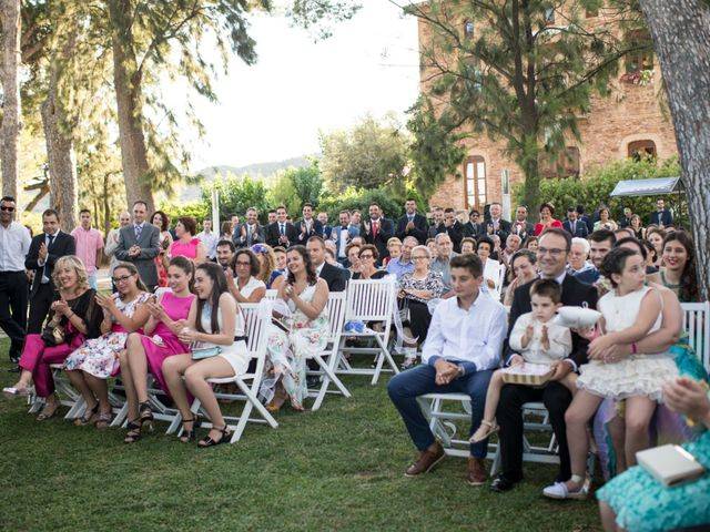 La boda de Jose y Maite en Castelló/castellón De La Plana, Castellón 40