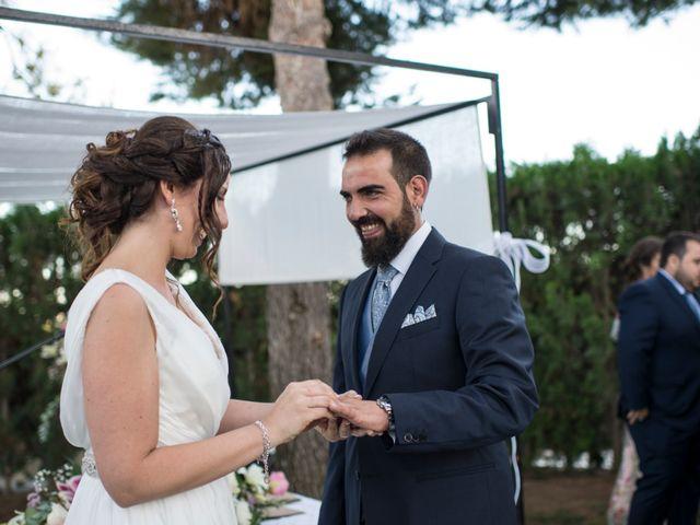La boda de Jose y Maite en Castelló/castellón De La Plana, Castellón 44