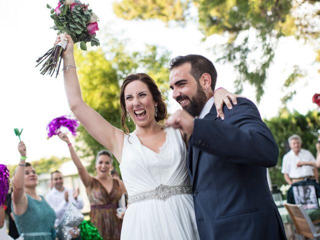 La boda de Jose y Maite en Castelló/castellón De La Plana, Castellón 47