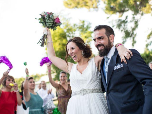 La boda de Jose y Maite en Castelló/castellón De La Plana, Castellón 48