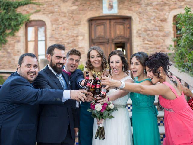 La boda de Jose y Maite en Castelló/castellón De La Plana, Castellón 50