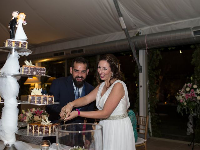 La boda de Jose y Maite en Castelló/castellón De La Plana, Castellón 55