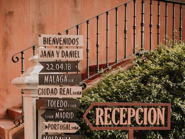 La boda de Dani y Jana en Málaga, Málaga 4