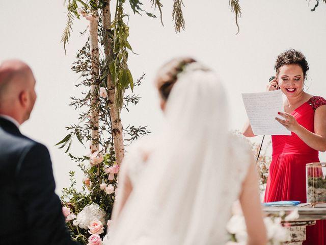 La boda de Dani y Jana en Málaga, Málaga 80
