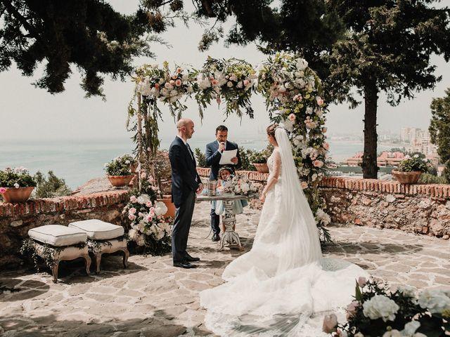 La boda de Dani y Jana en Málaga, Málaga 98
