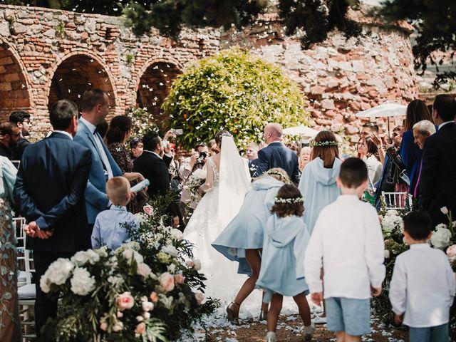 La boda de Dani y Jana en Málaga, Málaga 108