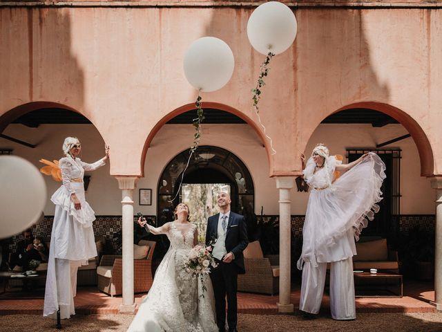 La boda de Dani y Jana en Málaga, Málaga 113
