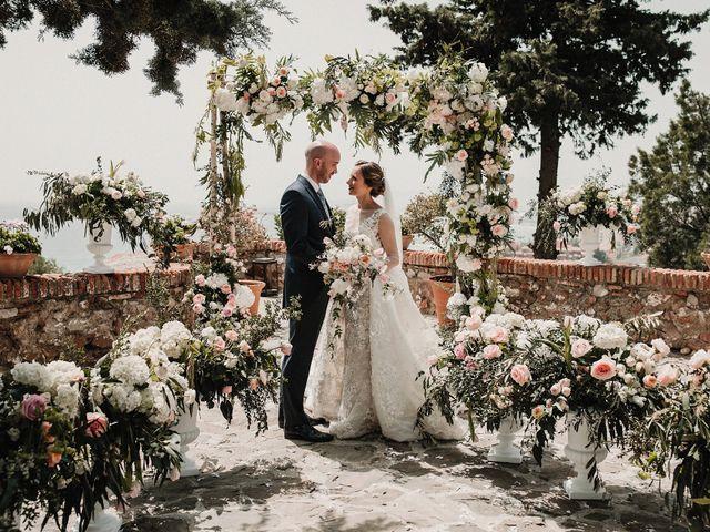 La boda de Dani y Jana en Málaga, Málaga 1