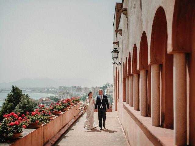 La boda de Dani y Jana en Málaga, Málaga 139