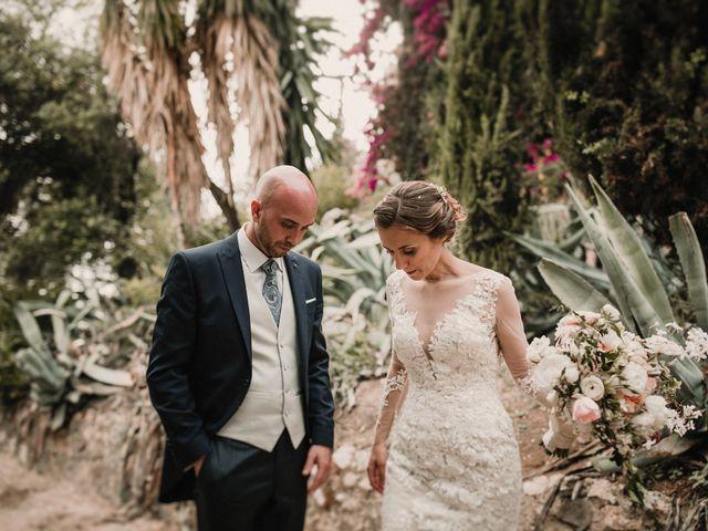 La boda de Dani y Jana en Málaga, Málaga 160