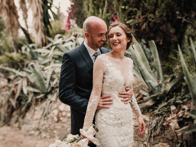 La boda de Dani y Jana en Málaga, Málaga 161