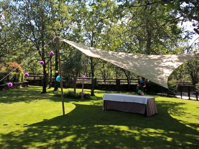 La boda de Nacho y Ana en Campillo De Ranas, Guadalajara 5
