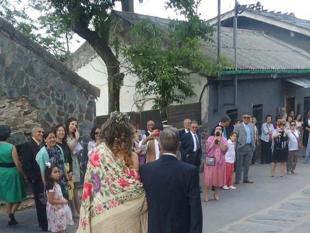 La boda de Nacho y Ana en Campillo De Ranas, Guadalajara 6