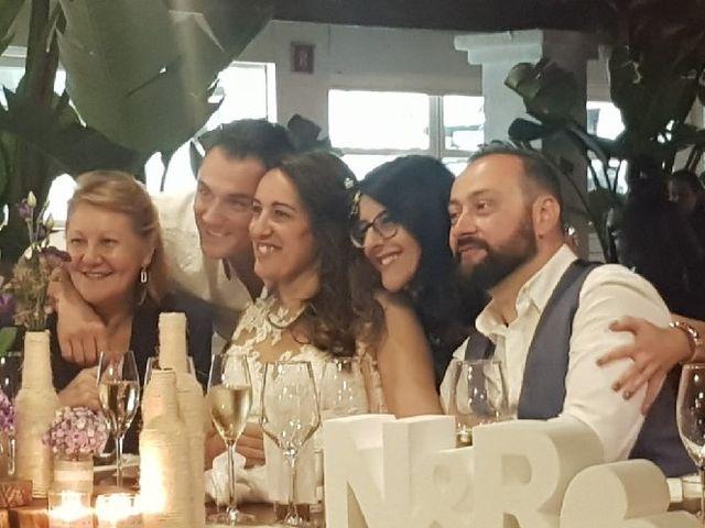 La boda de Rubén  y Noelia en Cala Bassa, Islas Baleares 1