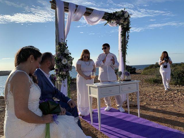 La boda de Rubén  y Noelia en Cala Bassa, Islas Baleares 3