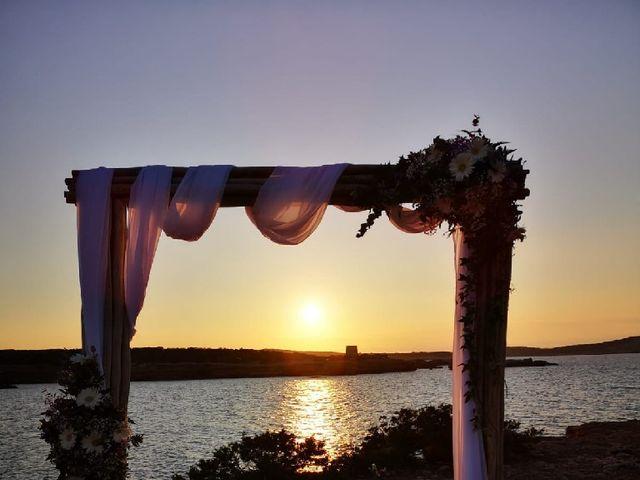 La boda de Rubén  y Noelia en Cala Bassa, Islas Baleares 4