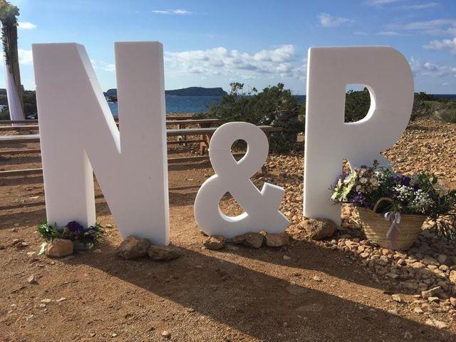 La boda de Rubén  y Noelia en Cala Bassa, Islas Baleares 5