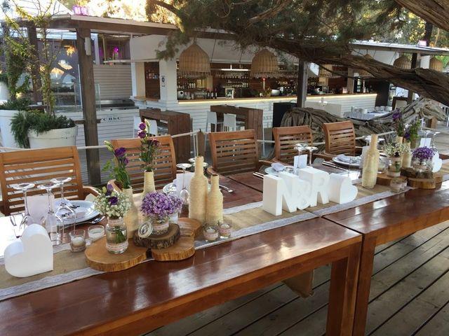 La boda de Rubén  y Noelia en Cala Bassa, Islas Baleares 6