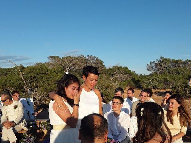 La boda de Rubén  y Noelia en Cala Bassa, Islas Baleares 7