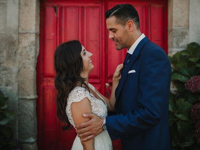 La boda de Alejandro y Ariadna en Monforte de Lemos, Lugo 1